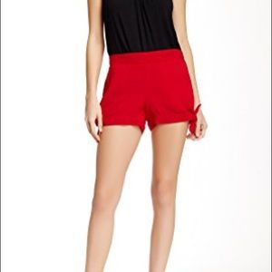NEW Ella Moss side tie shorts, XS.
